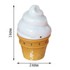 "2"" x 3"" Plastic Ice Cream Kitchen Timer Favor with Clear box"