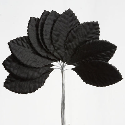 144 Burning Passion Leafs - Black