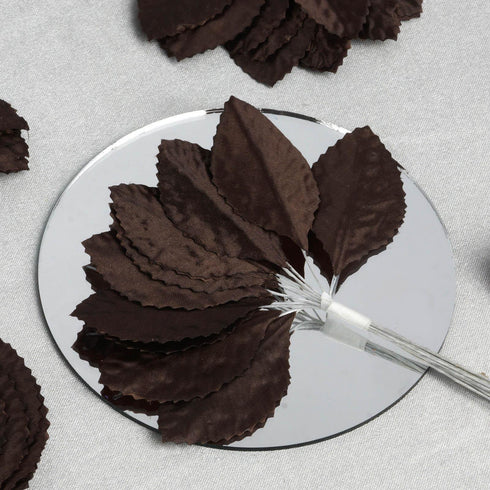 144 Burning Passion Leafs - Chocolate