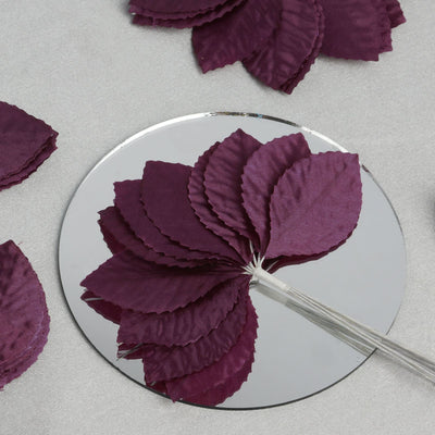 144 Burning Passion Leafs - Eggplant