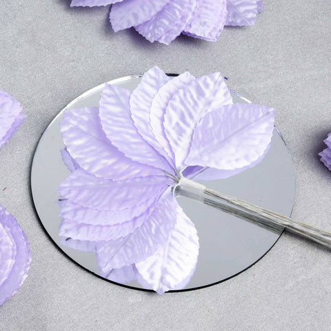 144 Burning Passion Leafs for Craft - Lavender