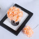 Faux Pearl Decor Flower Braids Corsage Boutineer Craft - Peach - 72|Pack