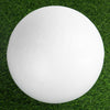 "4 Pack | 8"" White Styrofoam Filler Foam Beads Balls"