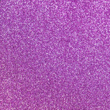 "10 Pack - Glitz & Glam 9.5"" x 12"" Metallic Foam Sheet - Lavender"