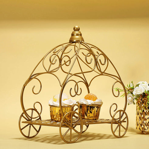 Princess Carriage, Cinderella Pumpkin Carriage, Wedding Centerpieces