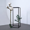 Wedding Flower Stand - Metal Vase Column Stand - Geometric Centerpiece Vase | eFavormart