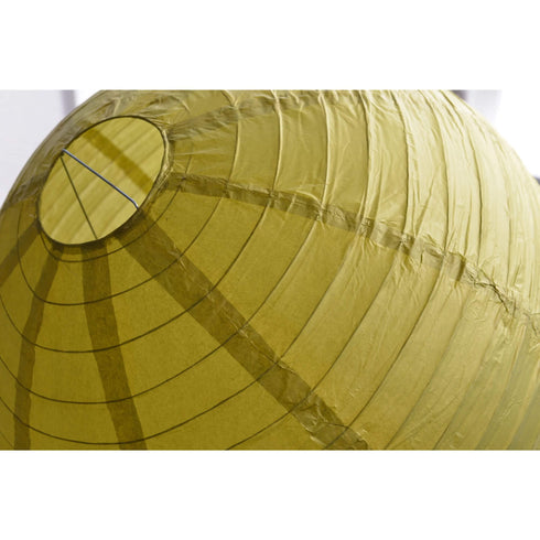 "12 Pack | 20"" Gold Round Chinese Paper Lanterns"