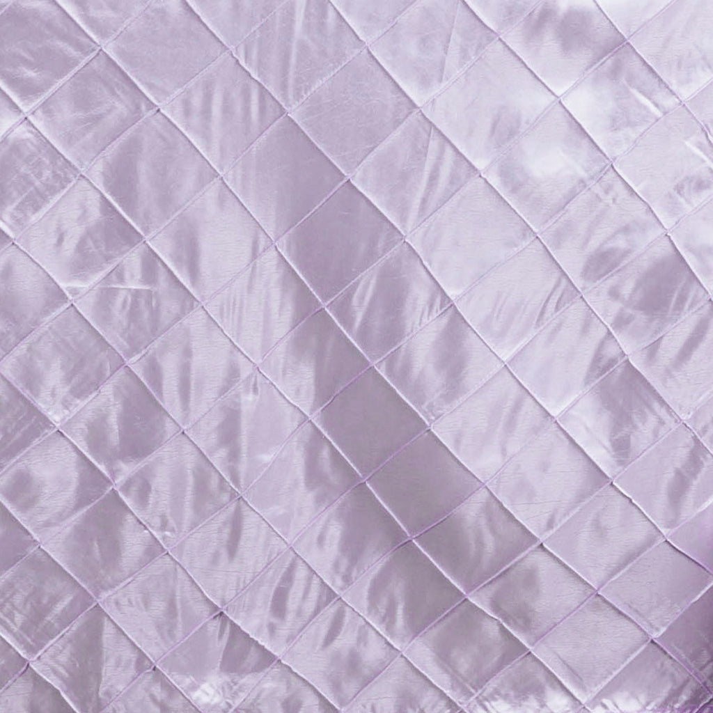 "Lavender Pintuck Overlay 85""x85"""