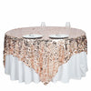 "90""x90"" Rose Gold 