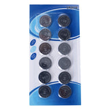 3V Lithium Batteries - CR2016 - 12pcs
