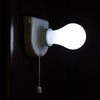 Battery Operated Cordless Stick Up Light Bulb