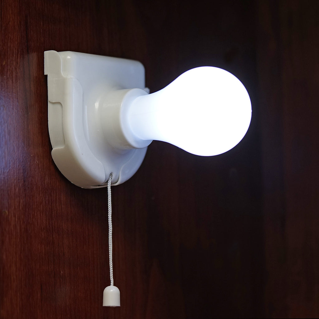 Wholesale Battery Operated Cordless Stick Up Light Bulb