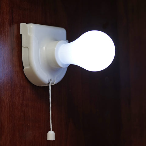 Wholesale Battery Operated Cordless Stick Up Light Bulb For Cabinet Closet Lamp