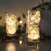12 Pack | Warm White Waterproof Battery Operated Submersible Led Lights Centerpieces