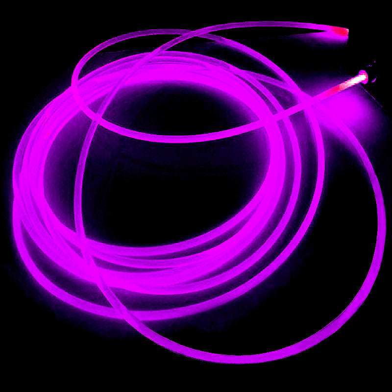 15ft sound activated neon led tube rope light purple efavormart baby shower ideas calla lily wedding favors efavormart dazzling sound activated party trail led string el lights purple aloadofball Images
