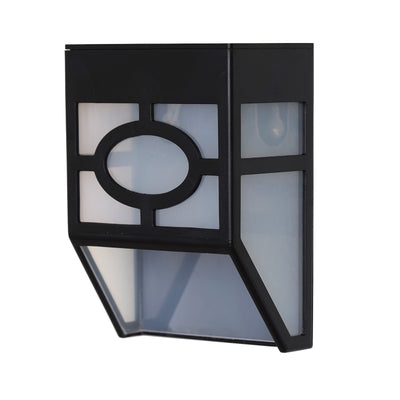 Solar Powered Wall Mount LED Light