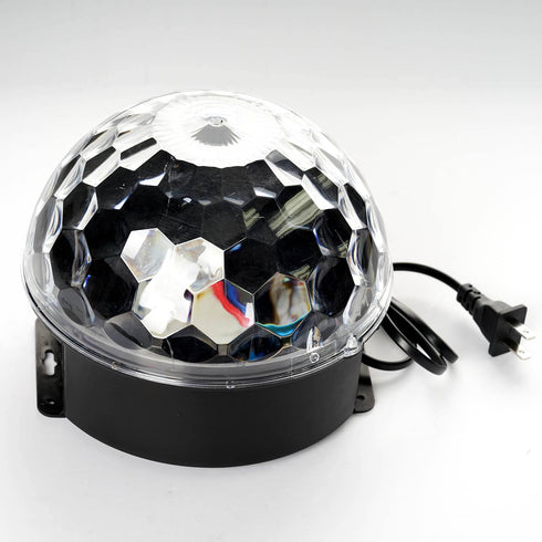 Disco LED Magic Crystal Ball DJ Stage Lighting