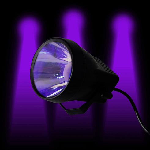 3 Watt Purple LED Backdrop Uplight Landscape Spotlight
