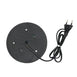 Sound Activated Round Sunflower LED Disco Ball Stage Light