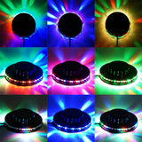 Spectacular Sunflower Round LED Disco Spotlight