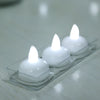 12Pack LED Floating White Tea lights Waterproof Flameless Candles
