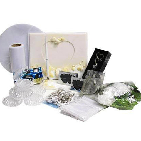 Lot of Wedding Accessories-Beach