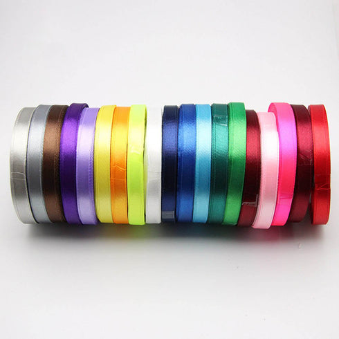 "25 Yard 3/8"" Grosgrain Ribbon Lots"