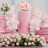 Huge lot of assorted decorations-Pink