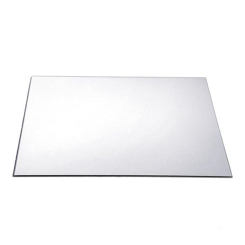 "10"" Square Glass Mirror - 6 Pack"