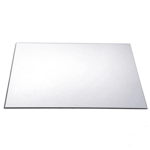 "12"" Square Glass Mirror - 4 Pack"