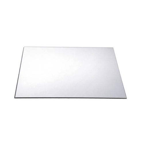 "8"" Square Glass Mirror - 6 Pack"