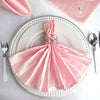 "5 Pack 20""x 20"" Blush 