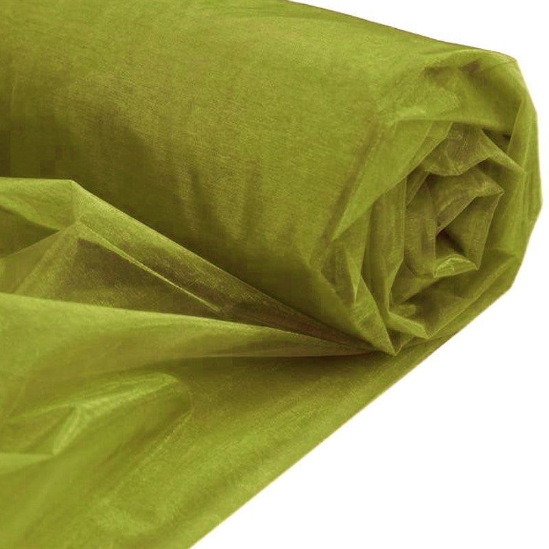 "Organza Wrap 54""x10yds - Moss / Willow"