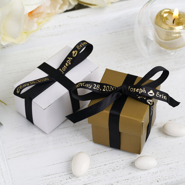 Ribbon Roses Floral Favor Embellishments Wedding Party Gift Decorations Ivory