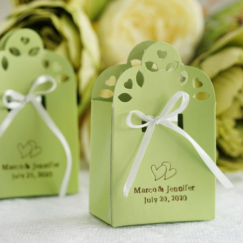 Personalized Wedding Favors,Gift Box, Party Favor Boxes