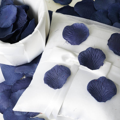 500 Rose Petal - Navy Blue