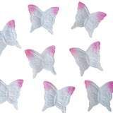 500 Pack Pink Silk Butterfly Petal Confetti Table Aisle Decoration
