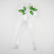 "24"" Satin Ribbon With Pearl Spray Accented Blooming Silk Rose Pew Bows"