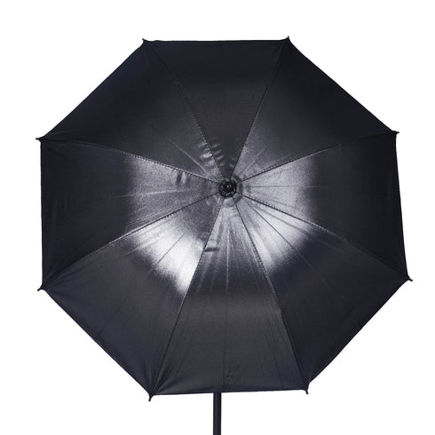 Photography Photo Portrait Studio 600W Day Light Black/Silver Umbrella Continuous Lighting Kit