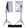 700W Photography Softbox Lighting Kit Photo Equipment Soft Studio Light kit - 27 x 20""