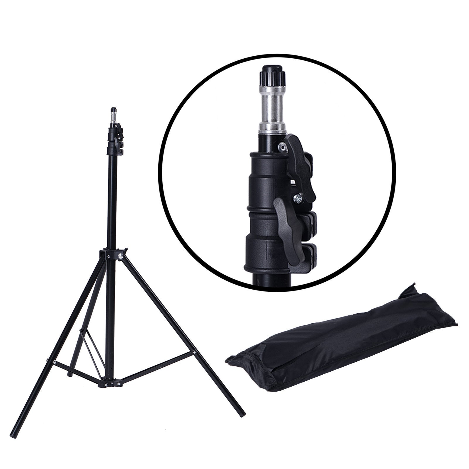 Photography Video Studio Continuous Softbox Lighting Light Kit with ...