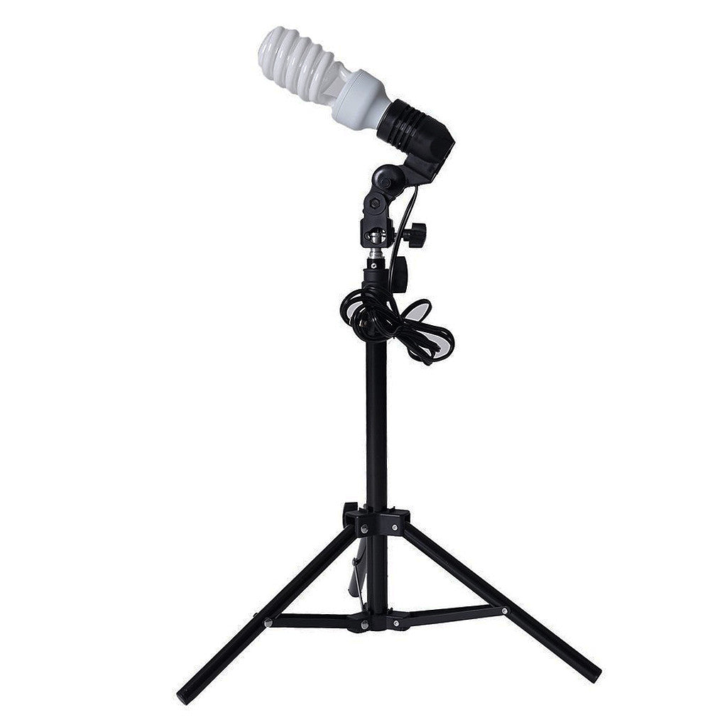 600 Watt Professional Photography Photo Video Portrait Studio Day Light White Umbrella Continuous Lighting Kit