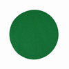 6 Pack Glitter Placemat Non Slip Table Placemats, Round Faux Leather Placemats With Glitter - Green#whtbkgd