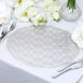 Dodecagon Woven Placemat, Vinyl Placemat, Dining Table Placemat