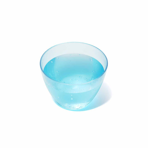 Set of 50 - 2oz Crystal Clear Disposable Plastic Dessert Bowls