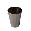 12 Pack Silver 7oz Chambury Plastic Disposable Cups
