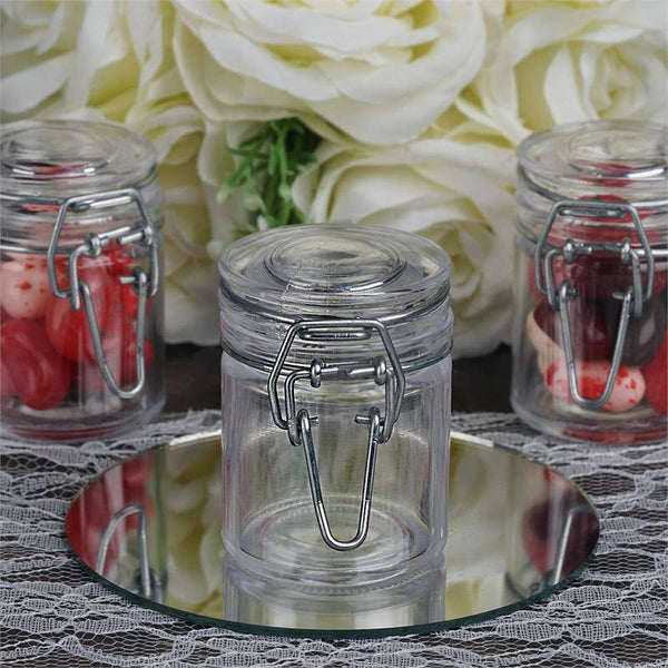 Wholesale Plastic Clear Containers Candy Beverage Favor