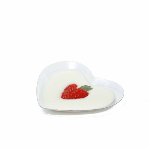 Mini Plastic Appetizer Plates | 4"