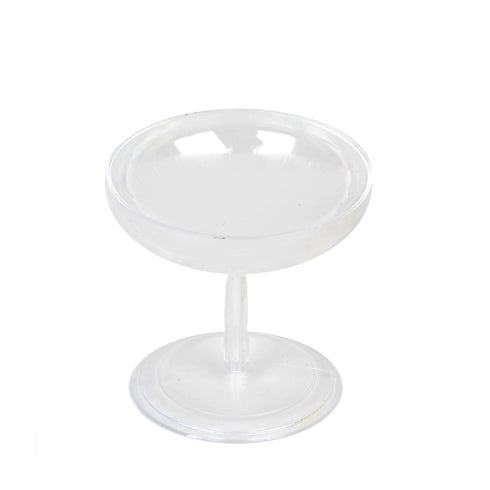 12 Pack 2'' Clear Favor Dessert Cups