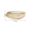 Palm Leaf Plates, Oval Plates, Compostable Plates